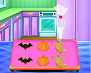 Baby Taylor perfect halloween party tablet HTML5 játék