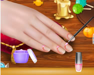 Horrible lovely manicure halloween 2019 tablet online